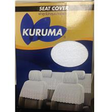 Kuruma Car Seat Cover - Buy 1 Free 1