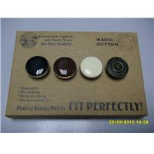 Magic Button / Perfect Fit Button - x 5 sets