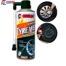 Emergency Tyre Weld Puncture Repair