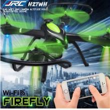 JJRC H27WH Firefly RC Quadcopter H27 Drone 2MP Camera One Key Return