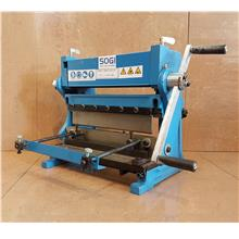 3-in-1 Machine/Mini Combination of Shear Brake and Roll ID30606