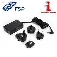 FSP 19V 3.43A 65W Power Adapter with Multiple Regions AC Plugs