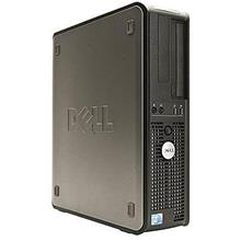 Dell Optiplex 760 DT Intel Core 2 Duo/ 4GB RAM/160gb hdd Desk PC Used