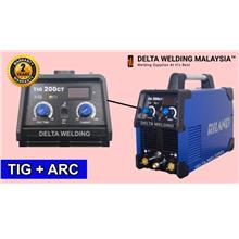DELTA RILAND 200CT (180A) TIG + ARC INVERTER WELDING MACHINE MALAYSIA