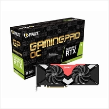 # PALIT GeForce® RTX 2080 GamingPro OC # 8GB/DDR6 | 1815MHz