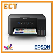 Epson L4160 WiFi Direct Integrated Ink Tank Color Printer
