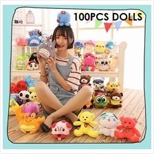 100PCS x 20cm Child Toys Doll for Claw Doll Machine 娃娃公&