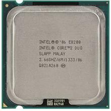 Intel Core 2 Duo E8200 Processor 2.66GHz 6M 1333MHz FSB LGA775