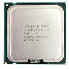 Intel Core 2 Duo E8300 Processor 2.83GHz 6M 1333MHz FSB LGA775