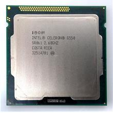 Socket 1155 Intel Dual Core Celeron G550 processor i7 Ryzen PUB
