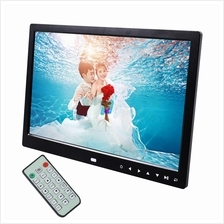 13.0 inch LED Display Digital Photo Frame with Holder / Remote Control..