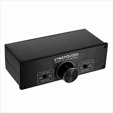 LINEPAUDIO A967 Full-balanced Passive PreAmp Active Speaker Two-channe..