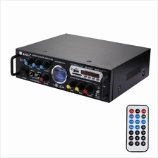 AV-339A 2CH HiFi Stereo Audio Amplifier with Remote Control, Support F..