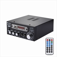 MA-005A 2CH  HiFi Stereo Audio Amplifier with  Remote Control, Support..