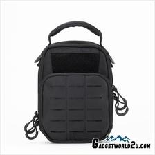 Nitecore NDP10 Cordura Molle Utility Pouch Waist Pack Sling Bag Black
