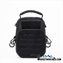 Nitecore NDP20 Cordura Molle Utility Pouch Waist Pack Sling Bag Black