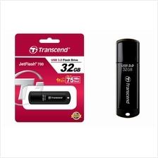 TRANSCEND 32GB USB3.0 JETFLASH JF700 FLASH DRIVE (TS32GJF700)