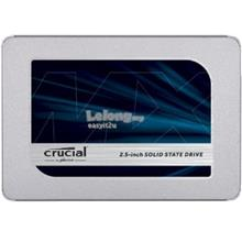 CRUCIAL 500GB MX500 2.5'' SOLID STATE DRIVE (CT500MX500SSD1)