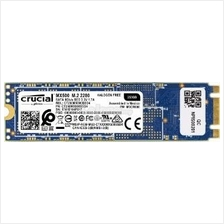 CRUCIAL 500GB MX500 M.2 SOLID STATE DRIVE (CT500MX500SSD4)