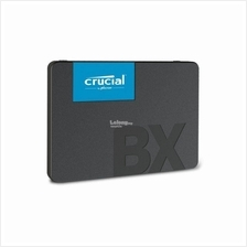 CRUCIAL 240GB BX500 3D NAND 2.5' SOLID STATE DRIVE (CT240BX500SSD1)