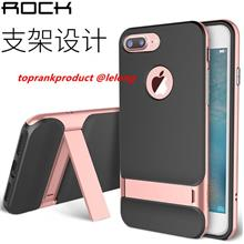 Original Rock Apple iPhone 7 / Plus Royce Stand Case Cover Casing