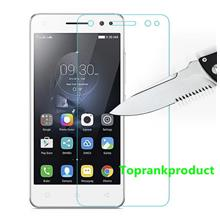 Lenovo Vibe S1 Lite 9H Round Edge Tempered Glass Screen Protector