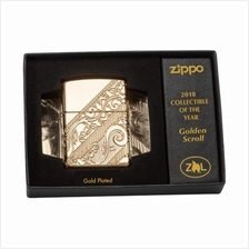 Zippo Lighter 2018 Collectible of the Year (29653)