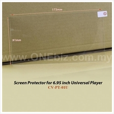 Screen Protector for 6.95 inch Universal Player - CV-PT-01U
