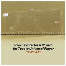 Screen Protector for 6.95 inch Toyota Universal Player - CV-PT-02T