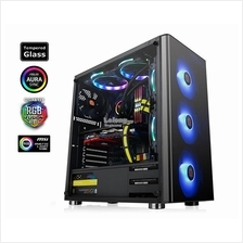 # THERMALTAKE V200 Tempered Glass RGB Edition Mid Tower Case #