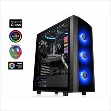 # THERMALTAKE Versa J25 Tempered Glass Mid-Tower Case #