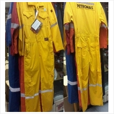 507323955f0c Coverall Red Wing Cotton 5Reflector 76019 Yellow Petronas FR 0 Del SST