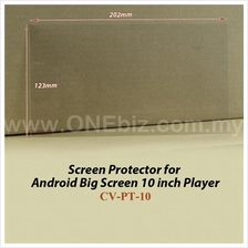 Screen Protector for Android Big Screen 10 inch Player - CV-PT-10