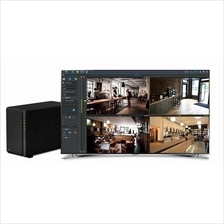 # SYNOLOGY NETWORK VIDEO RECORDER NVR216 - 4 / 9 IP CAMERAS SUPPORT