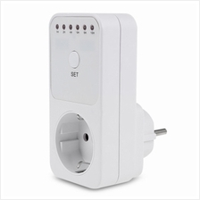 TM04 Countdown Timer Switch Smart Control Plug-in Socket (WHITE)