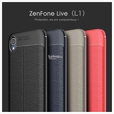 Asus ZenFone Live (L1) ZA550KL Anti-fingerprint Shockproof TPU Case