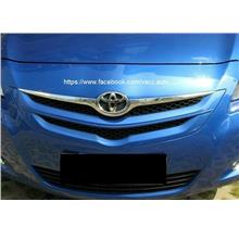Toyota Vios (2nd Gen) Front Grill Chrome Lining