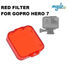 RED FILTER FOR GOPRO HERO 5/ 6/ 7
