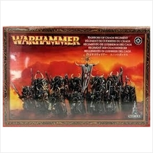 Warhammer Warriors of Chaos Regiment