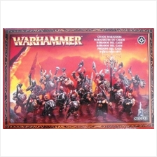 Warhammer Warriors of Chaos Marauders