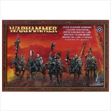 Warhammer Warriors of Chaos Marauder Horsemen