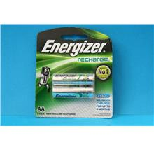 Energizer Recharge Battery AA 2pcs