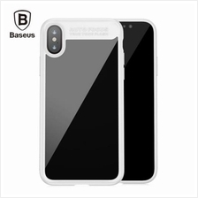 BASEUS SUTHIN CASE PROTECTIVE BACK COVER FOR IPHONE X (WHITE)