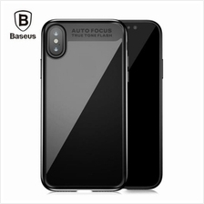 BASEUS SUTHIN CASE PROTECTIVE BACK COVER FOR IPHONE X (BLACK)