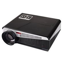 LED86 Wifi Android Black Full HD LED LCD Red Blue 3D Projector