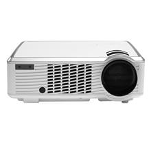 LED-33 White Wifi Android Full HD LED LCD Projector Home Theater HDMI ..