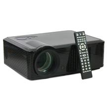 LED-33 Black Wifi Android Full HD LED LCD Projector Home Theater HDMI ..