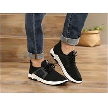 Mens Sports Casual Shoes (Black)