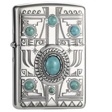 Zippo Lighter Indian Style 1 (ZBT-5-8A)