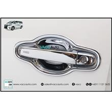 Toyota Vellfire / Alphard (AH30) Outer Chrome Handle